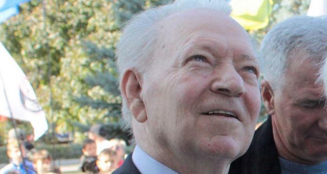 Из жизни ушел Леонтий Ткачев, легенда футбольного клуба «Заря» Луганск.