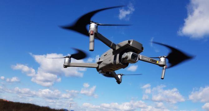 В районе Молодежного был перехвачен беспилотный летательный аппарат