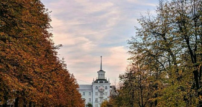 В Луганске днем сегодня без осадков, облачно, температура воздуха до 16 градусов