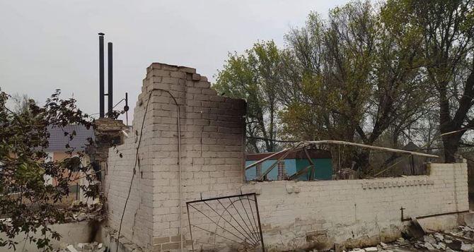 Владельцы 650 домов, сгоревших в Луганской области, не получили компенсации