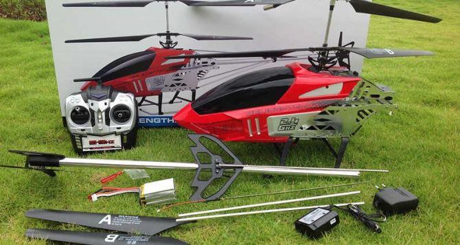 Как выбрать вертолет на радиоуправлении