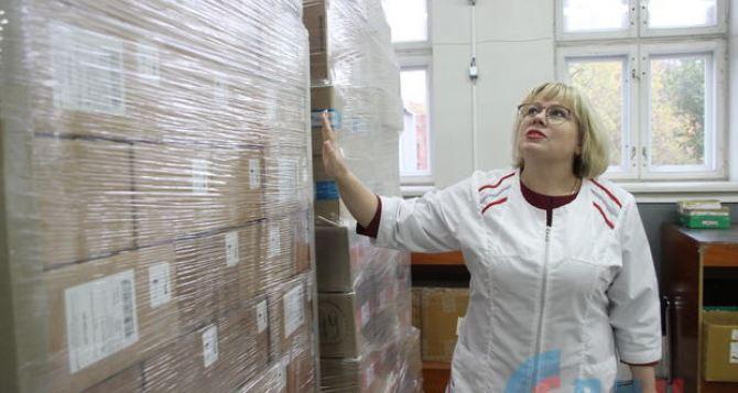 Какие дефицитные лекарства поступят на этой неделе в аптеки Луганска. ФОТО