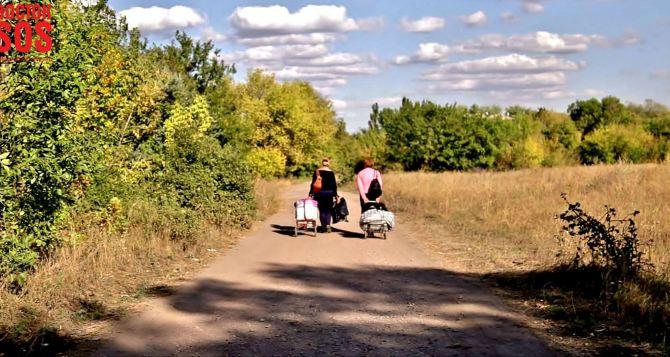 Участились попытки жителей неподконтрольных территорий перейти линию разграничения вне КПВВ на Донбассе.