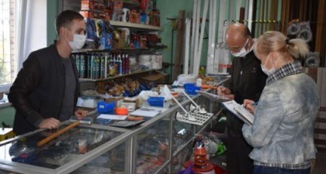 В Луганске продолжают профилактические рейды по контролю соблюдения требований ЧСПК
