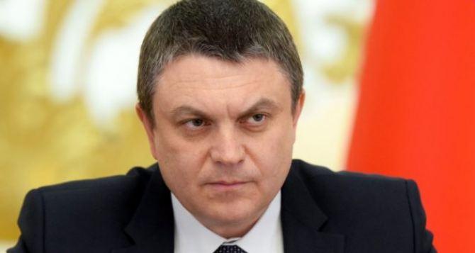 Леонид Пасечник обратился к луганчанам по поводу ситуации с COVID-19