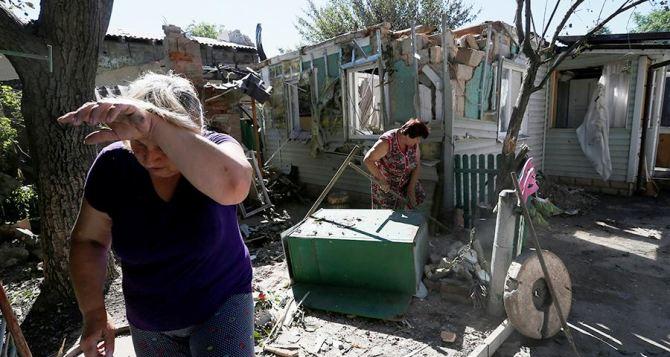 С начала года жертвами конфликта на Донбассе стали 87 мирных жителей