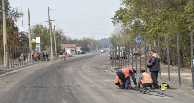 В Киеве заявили, что КПВВ в Золотом и Счастье попробуют открыть 10ноября одновременно