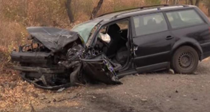 В ДТП на трассе Луганск— Изварино  погиб один из руководителей администрации города Краснодона