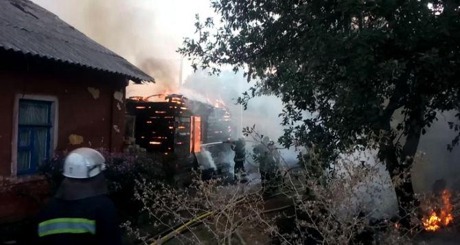 За прошедшую неделю в пожарах погибли пять человек