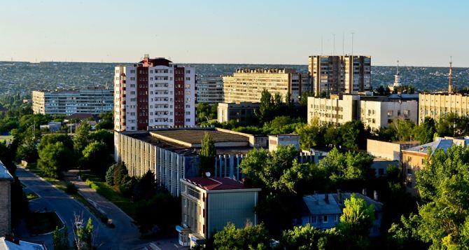 Во все многоквартирные дома Луганска и п. Юбилейного подали теплоноситель