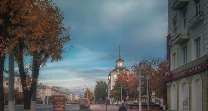 Завтра днем в Луганске 11 градусов тепла, облачно, без существенных осадков