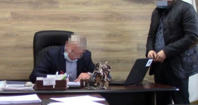 Арестован мэр города Кременная за вымогательство