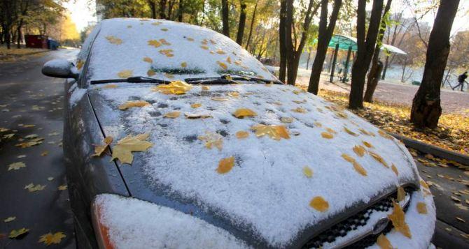 Заморозки до 7 градусов мороза ожидаются в ближайшие два дня на Луганщине