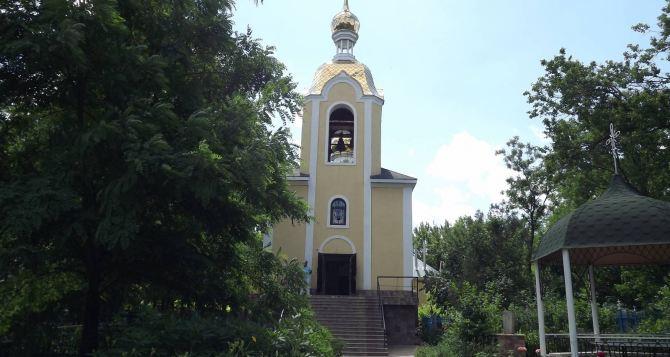 В храм Всех Святых в Луганске привезут мощи святых целителей Космы и Дамиана