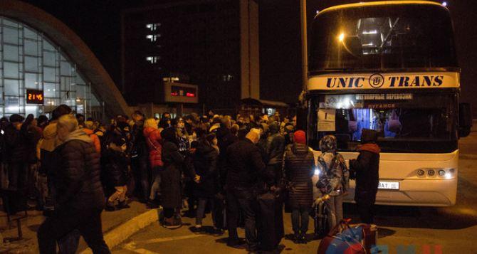 Двести пятьдесят лучших учащихся отправились из Луганска в «Артек». ФОТО