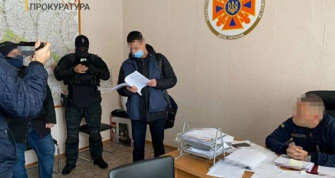 Системное хищение топлива и халатность в ГСЧС Луганской области повлекли тяжкие последствия во время лесных пожаров