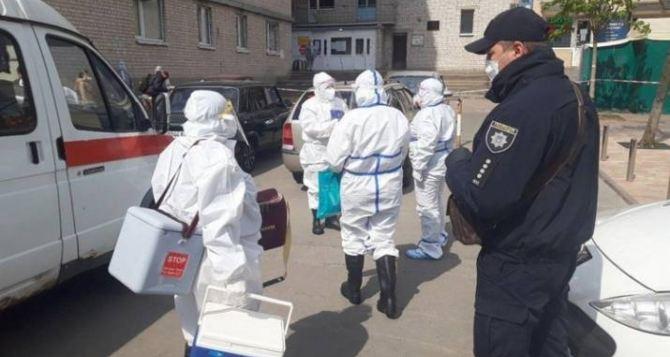 В Северодонецке начали расследовать смерть медика от COVID-19