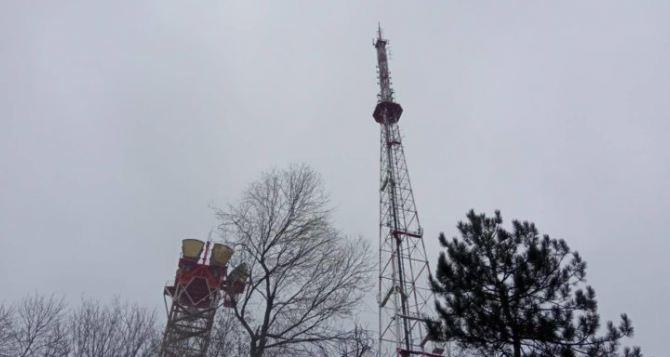 В Луганске на три дня отключат радио