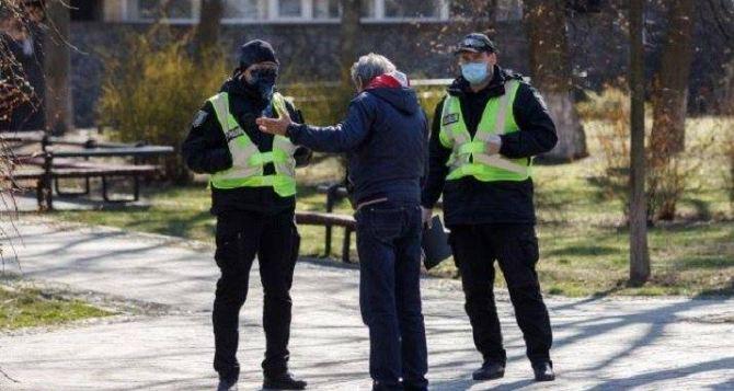 Житель Донбасса оштрафован на 17 тысяч гривен за неношение маски