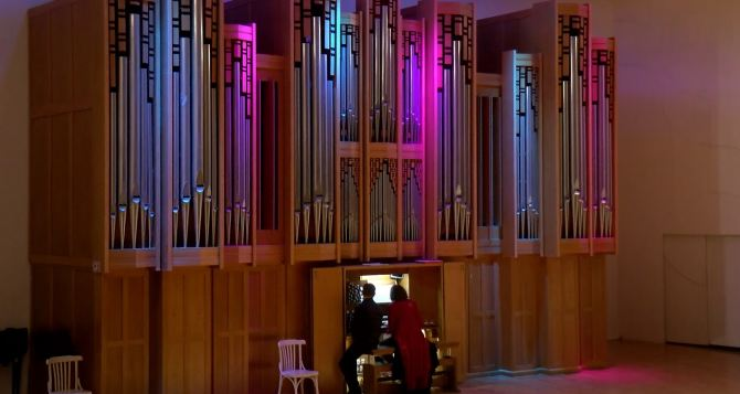 Луганская филармония приглашает на концерт органной музыки