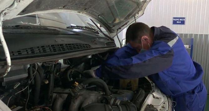 В Луганске напомнили про обязательное прохождение техосмотра транспортных средств