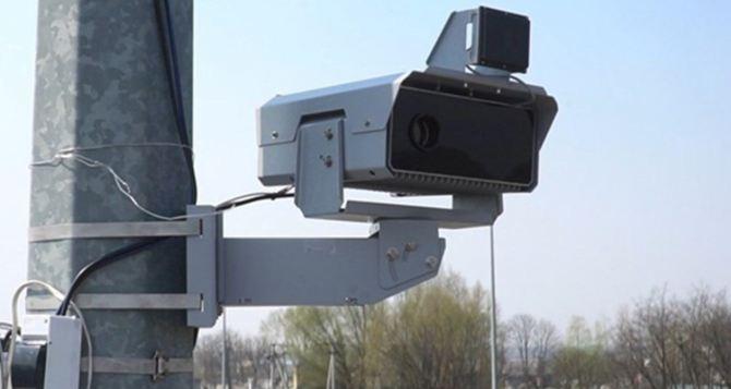 На дорогах Луганщины появятся умные видеокамеры, которые будут распознавать автомобильные номера