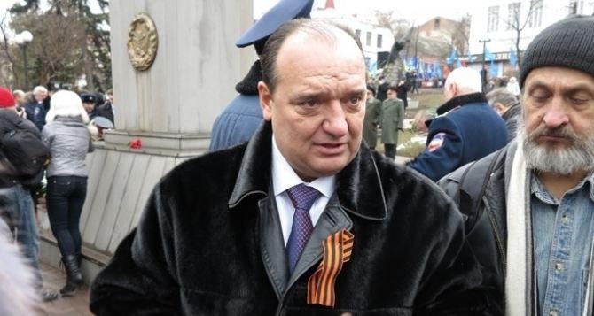 Бывший мэр Юбилейного Владимир Струк вступил в должность мэра Кременной. И выучил украинский язык