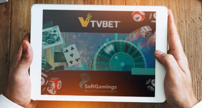Детали сотрудничества разработчика live-игр TVBet и провайдера игрового софта— SoftGamings