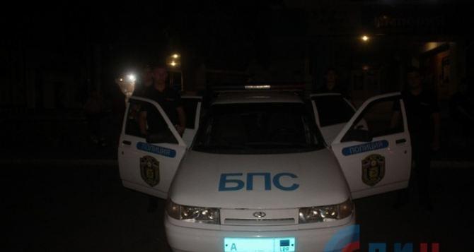 Сколько человек в Луганске за неделю нарушили режим комендантского часа