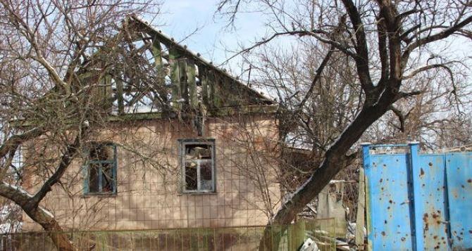 В Луганске на 2021 год запланировано восстановление 208 пострадавших от боевых дейстий домостроений