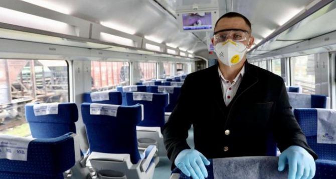 На новогодние праздники Укрзалізниця запустит дополнительный поезд на Донбасс