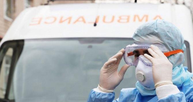 В Луганской области уровень смертности от COVID-19 выше, чем в остальной Украине, почти в 2 раза.