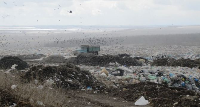 Полигон твердых бытовых отходов в Александровке будут расширять. Чем это грозит Луганску
