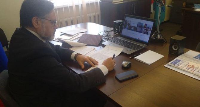 В Луганске заявили о небольшом прогрессе достигнутом в вопросе одновременного открытия КПВВ в Счастье и Золотом