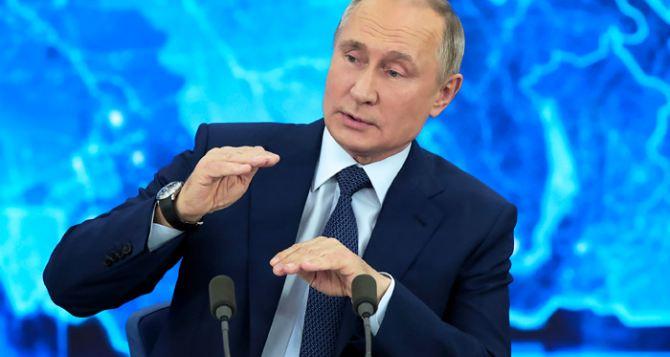 Путин заявил, что отношения Киева с Москвой зависят в значительной степени от украинских властей