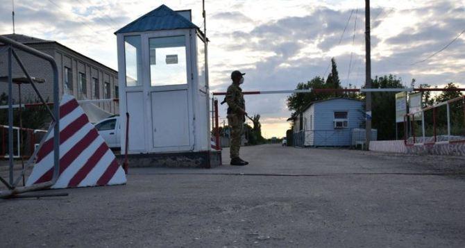 В пункте пропуска «Меловое»  пограничники задержали «парашютиста»— нелегала