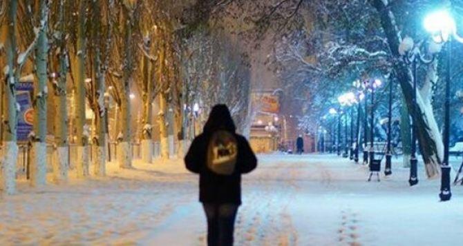 За нарушение режима комендантского часа в Луганске задержали 19 человек