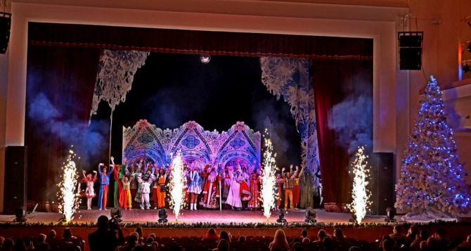 Видеоверсия сказки «Новый год в Тридевятом царстве»