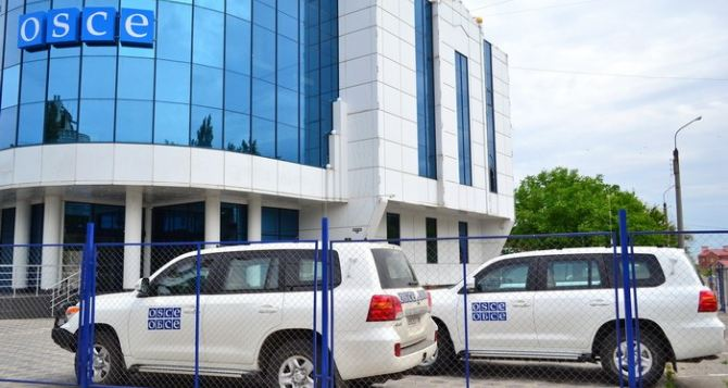 В ОБСЕ начали специальную проверку в отношении своих сотрудников, которые работают в Луганске