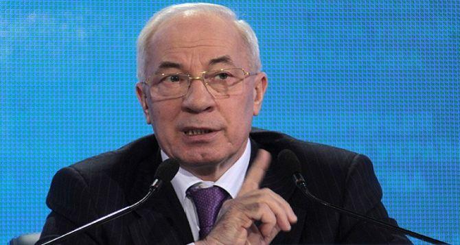 Завтра в Вене Азаров даст пресс-конференцию: с него сняли все санкцииЕС. Он полностью реабилитирован