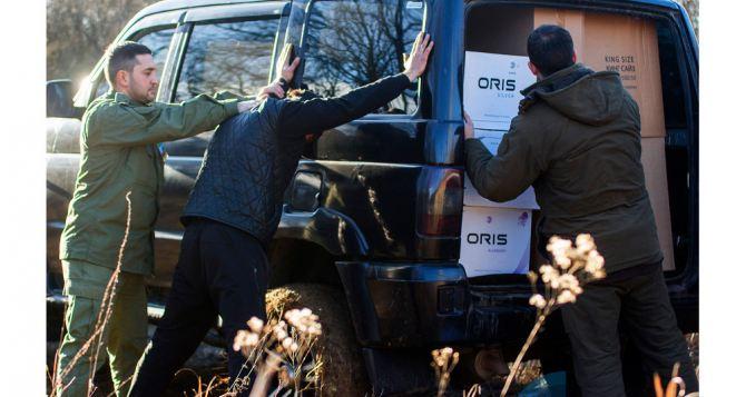 Таможенники в Луганске забрали 46 автомобилей и товаров на 78 млн рублей