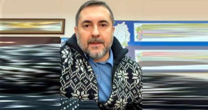 Против главы Луганской ОГА Сергея Гайдая возбудило уголовное дело ГБР