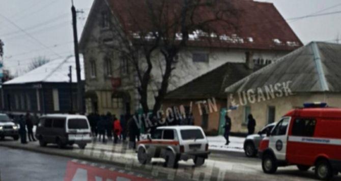 Взрыв гранаты в центре Луганска: это не теракт, а месть за неразделенную любовь
