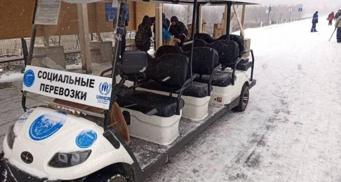В Станице Луганской из-за вспышки заболевания COVID-19 закрыли районный миграционный отдел