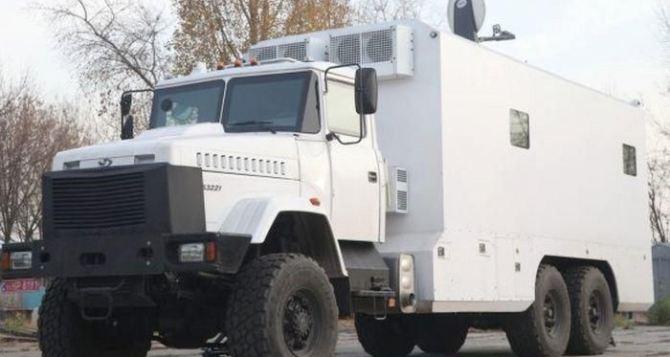 Все бронированные отделения «Ощадбанка» на базе автомобилей КРАЗ сломались