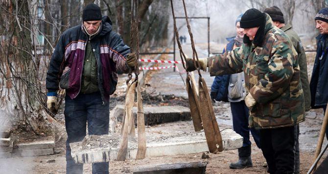 С начала 2021 года в Луганске произошло около 40 порывов теплотрассах