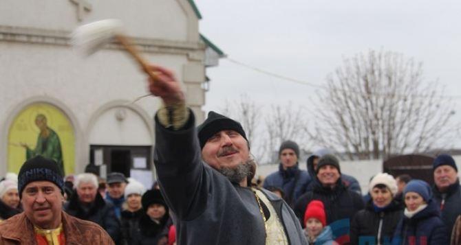 Накануне Крещения в Луганске ужесточили санитарные требования к православным храмам