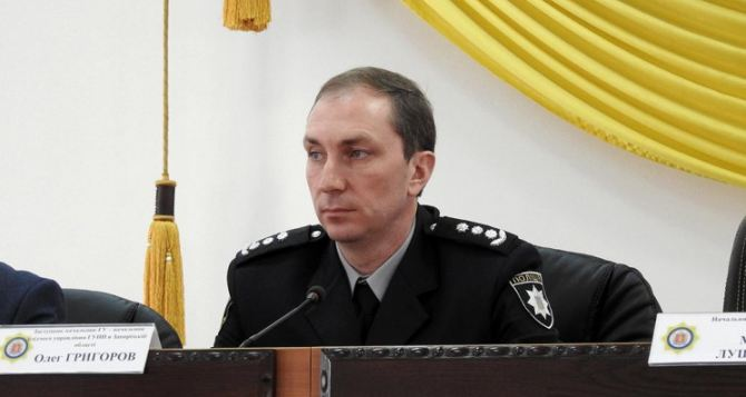 Новый начальник Луганского областного управления полиции ездит на огромном внедорожнике. Сегодня его представят личному составу управления. ВИДЕО