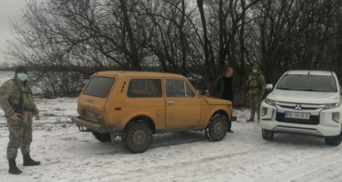 Житель Луганской области лишился 400 тысяч рублей на границе сРФ