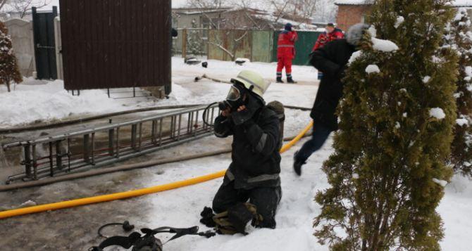 На Украине проверят все дома престарелых. В Харькове во время пожара погибли 15 пожилых людей. ФОТО